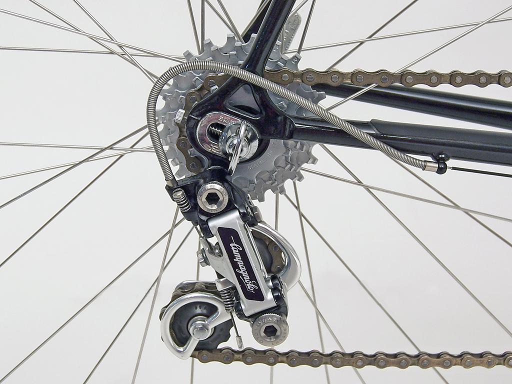 Super Record Rear Derailleur Regina Cx Freewheel 6 Speed